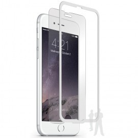 BodyGuardz Pure Glass Crown iPhone 6(S) Plus Screen Protector White