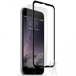 BodyGuardz Pure Glass Crown iPhone 6 Plus / 6S Plus Screen Protector Black