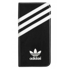 Adidas Booklet case iPhone 6(S) zwart/wit