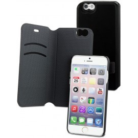 Muvit Magic Folio Case iPhone 6(S) schwarz