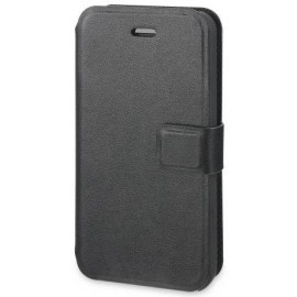 Muvit Magic Wallet Case iPhone 5C schwarz