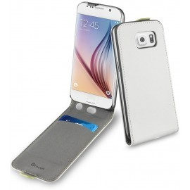 Muvit Slim Case Galaxy S6 weiß