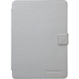 dbramante1928 Copenhagen iPad Air / 2017 Leather Folio Smooth White