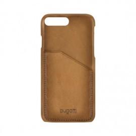 Bugatti Pocket Snap Londra iPhone 7/8 Plus braun