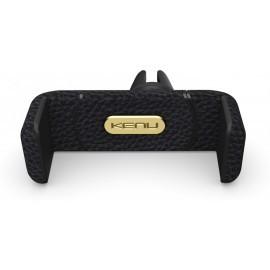 Kenu AirFrame Plus Portable Autohalter Leder schwarz