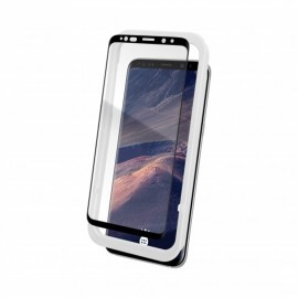 THOR Glas Screenprotector schwarz Samsung Galaxy S9 Plus