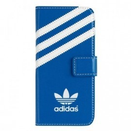 Adidas Booklet Case iPhone 5C Blau
