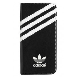 Adidas Booklet Case iPhone 7 / 8 schwarz