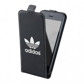 Adidas flip Case iPhone 5C schwarz