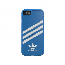 Adidas Moulded Case iPhone 7 Blau