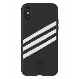 Adidas Moulded Case iPhone X Schwarz