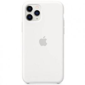 Apple Silikon Hülle iPhone 11 Pro Weiß