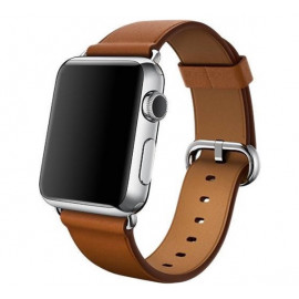 Apple Classic Buckle Apple Watch Band 38mm / 40mm Saddle Brown