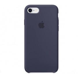 Apple Silikon Case iPhone 7 / 8 Mitternachtsblau