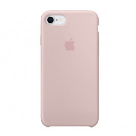 Apple Silikon Case iPhone 7 / 8 / SE 2020 Sandrosa