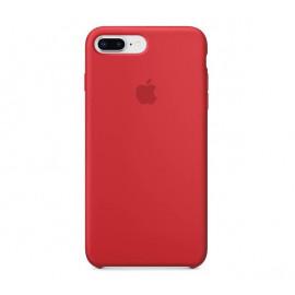 Apple Silikon Hülle iPhone 7 / 8 Plus Rot