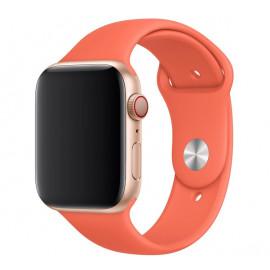 Apple Sport Band Apple Watch Sportarmband 42mm / 44mm Clementine