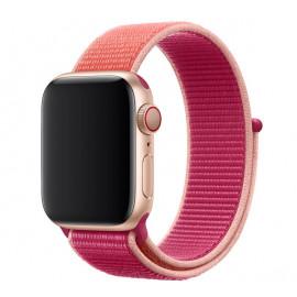 Apple Sport Loop Apple Watch Armband 38mm / 40mm Pomegranate