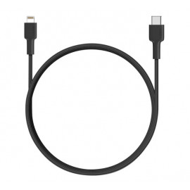 Aukey kabel USB-C naar Lightning 1.2m - Zwart