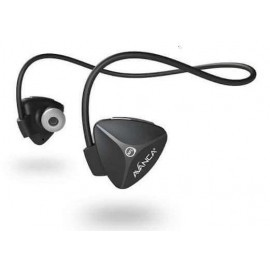 Avanca D1 Bluetooth Headset Schwarz