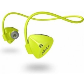 Avanca D1 Bluetooth Headset Gelb