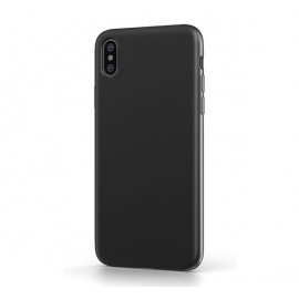 BeHello iPhone Xs Max Gel Case Schwarz
