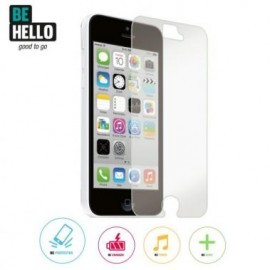BeHello Tempered Glass Screen Protector iPhone 5C
