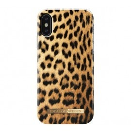 iDeal of Sweden Fashion Case iPhone X / XS wild leopard