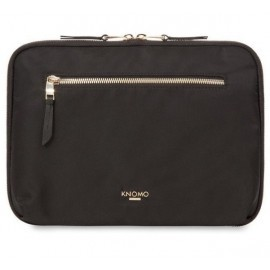 Knomo Knomad II Zip Around Folio 10'' zwart