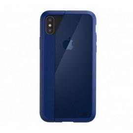 Element Case Illusion iPhone XS Max blau
