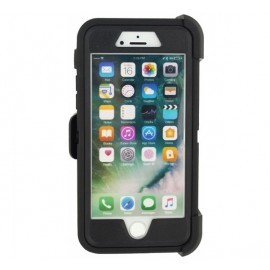 Xccess Survivor Essential Case iPhone 7 / 8 / SE 2020 schwarz