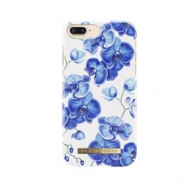 iDeal of Sweden iPhone 6 Plus / 6S Plus / 7 Plus / 8 Plus Blaue Orchidee