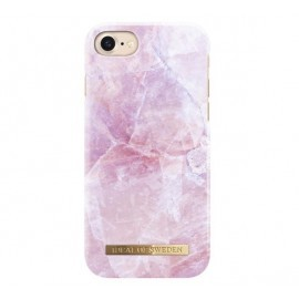 iDeal of Sweden iPhone 7 / 8 Pilion pink Marmor