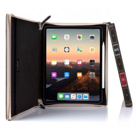 Twelve South BookBook iPad Pro 12.9 3rd Braun