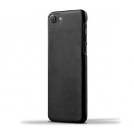 Mujjo Leather Case iPhone 7 / 8 schwarz