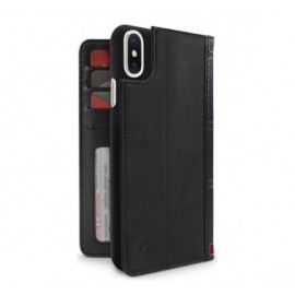 Twelve South Bookbook iPhone XS Max schwarz