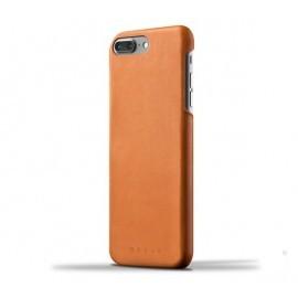 Mujjo Leather Case iPhone 7/8 Plus braun