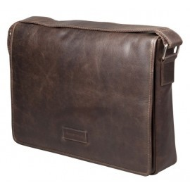 "dbramante1928 Marselisborg 14"" Messenger Bag dunkelbraun"