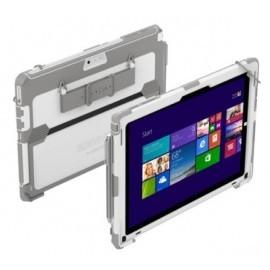 Griffin Survivor Slim Microsoft Surface Pro / Pro 4 in Weiß / Grau
