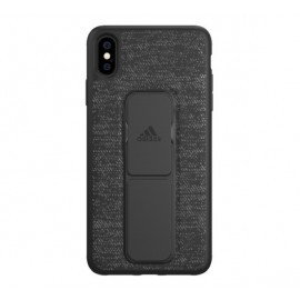 Adidas SP Grip Case iPhone XS Max Schwarz