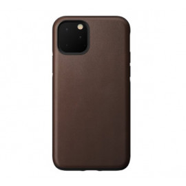 Nomad Rugged Lederhülle iPhone 11 Pro Max braun