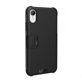 UAG Hard Case Metropolis iPhone XR Schwarz