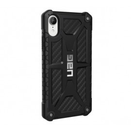 UAG Hard Case Monarch iPhone XR Carbon Schwarz