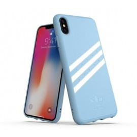 adidas originals Moulded Case SUEDE iPhone XS Max Blau