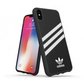 adidas originals Moulded Case iPhone XS Max Schwarz