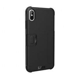 UAG Hard Case Metropolis iPhone XS Max Schwarz