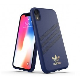 adidas originals Moulded Case iPhone XR Blau