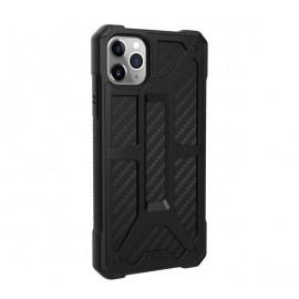 UAG Hardcase Monarch iPhone 11 Pro Max carbon schwarz
