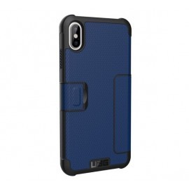 UAG Hard Case Metropolis iPhone XS Max Blau