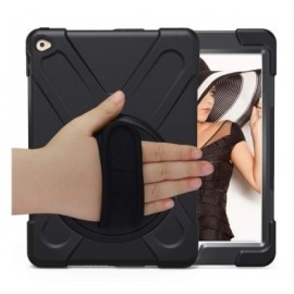 Casecentive Airstrap Hardcase iPad Pro 11 inch schwarz mit Handschlaufe